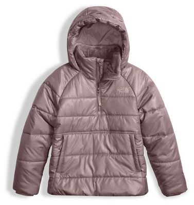 The North Face Girls' Gotham Insulated Caplette Jacket
