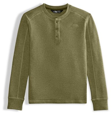 The North Face Boys' Henley LS Top