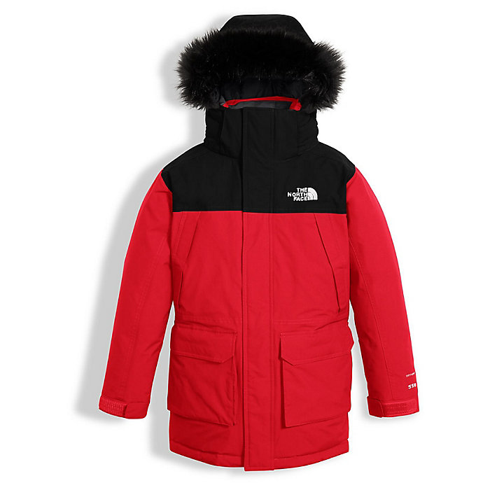 The North Face Boys  McMurdo Down Parka - Moosejaw 48d84986adf9