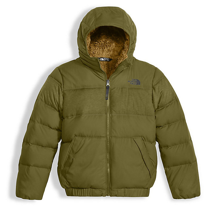 c5e17f423226 The North Face Boys  Moondoggy 2.0 Down Hoodie - Moosejaw