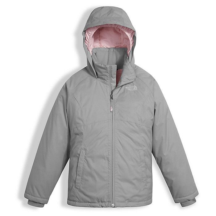 the north face girls near and far insulated jacket moosejaw rh moosejaw com