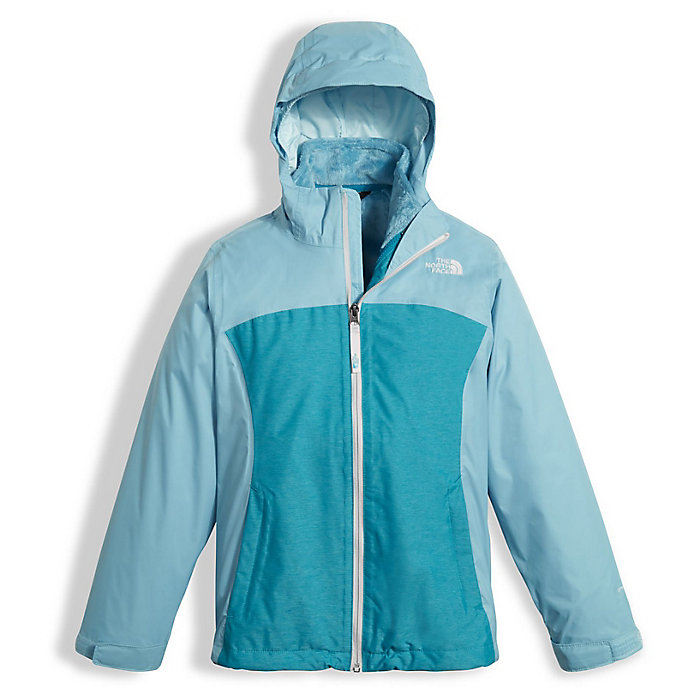 44220cdcf The North Face Girls' Osolita Triclimate Jacket - Moosejaw