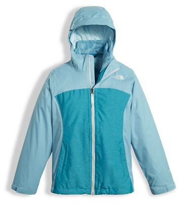 e56f9d01dacf The North Face Girls  Osolita Triclimate Jacket