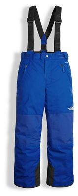 The North Face Boys' Snowquest Suspender Pant