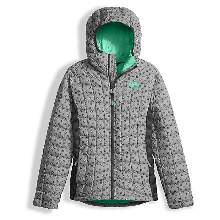 The North Face Girls' ThermoBall Hoodie Moosejaw