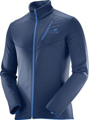 Salomon Men's Discovery Full Zip Top
