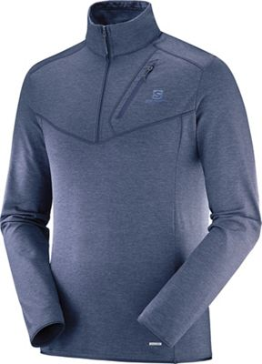 Salomon Men's Discovery Half Zip Top