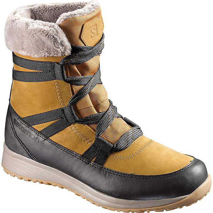 Salomon Women's Heika Leather CS WP Boot Moosejaw