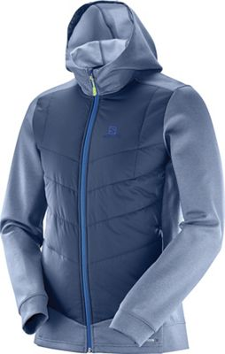 Salomon Men's Pulse Hybrid Hoodie