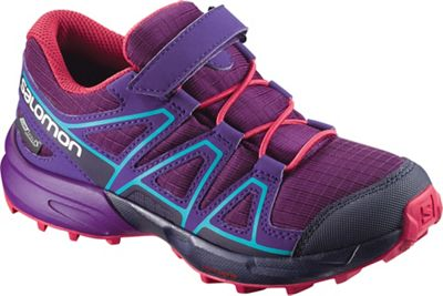 Salomon Kids' Speedcross CSWP Shoe