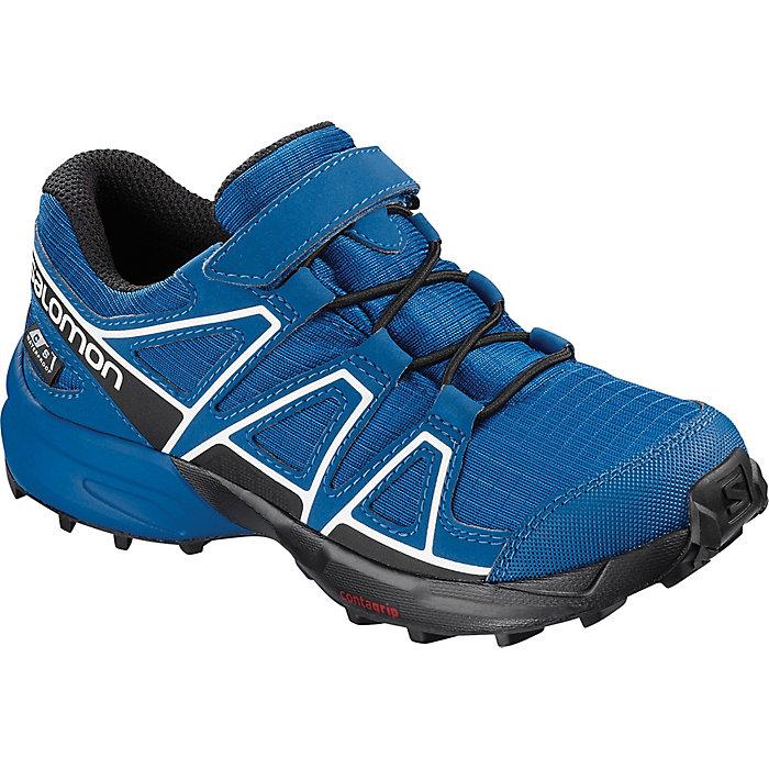 e78e47bacfc0 Salomon Kids  Speedcross CSWP Shoe - Moosejaw