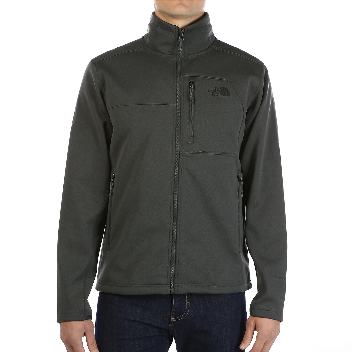 Mens Softshell Jackets. The North Face Men s Apex Risor Jacket. Double tap  to zoom. TNF Dark ... 7e755649a