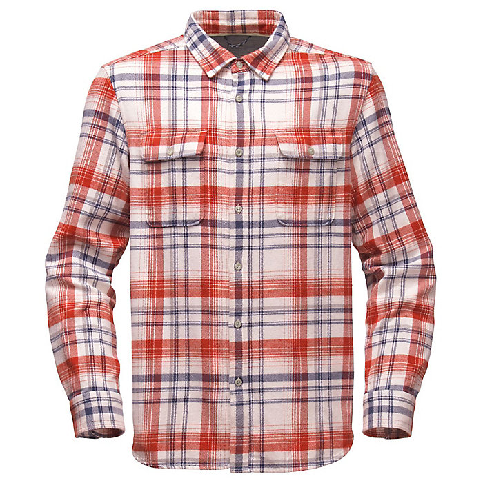 67dd51b76 The North Face Men's Arroyo Flannel LS Shirt - Moosejaw