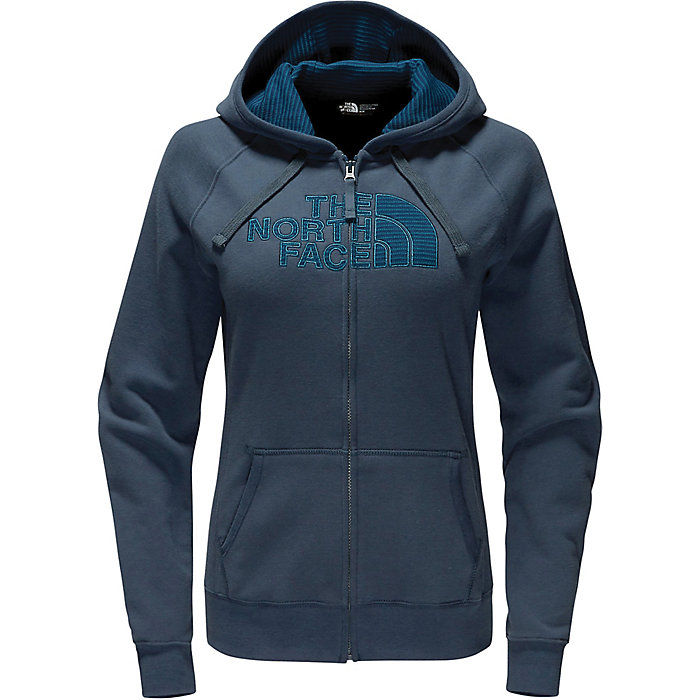 88c30c1b2 The North Face Women's Avalon Half Dome Full Zip Hoodie - Moosejaw