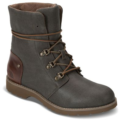 The North Face Women's Ballard Lace II Coated Canvas Boot