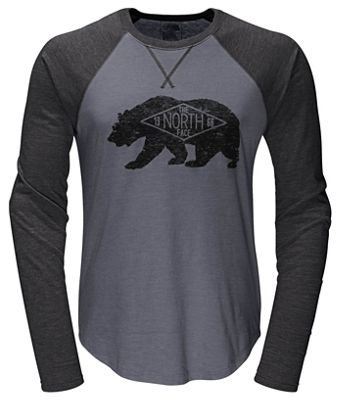 The North Face Men's Bearitage Baseball LS Tee
