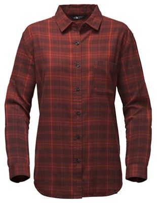 The North Face Women's L/S Boyfriend Shirt