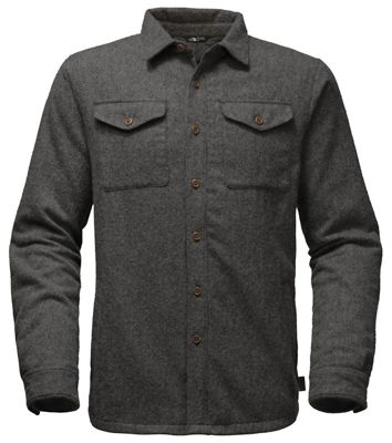 The North Face Men's Cabin Fever Wool Shirt