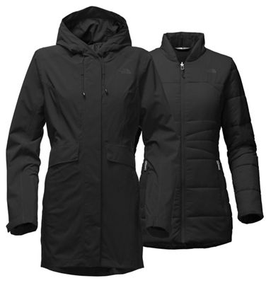 The North Face Women's Cross Boroughs Triclimate Jacket