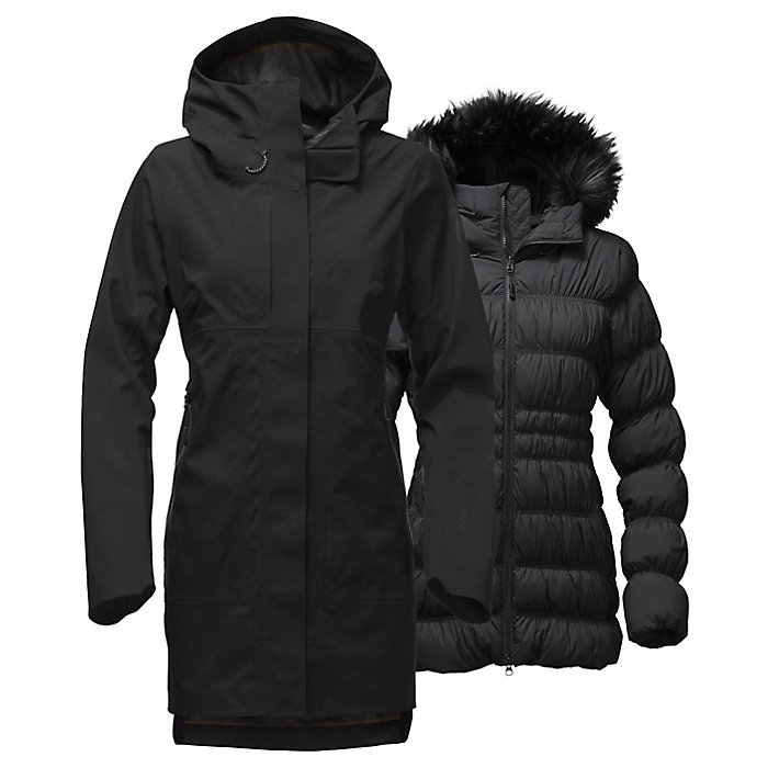 4893a979ddce The North Face Women s Cryos GTX Triclimate Jacket - Moosejaw