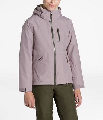The North Face Girls' Fresh Tracks Triclimate Jacket