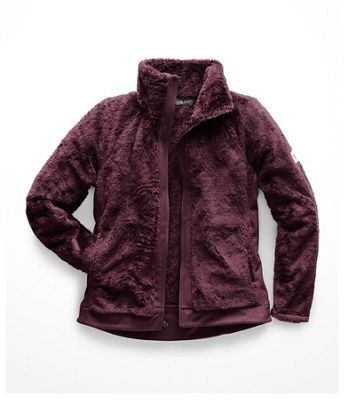 The North Face Women's Furry Fleece Full Zip Jacket