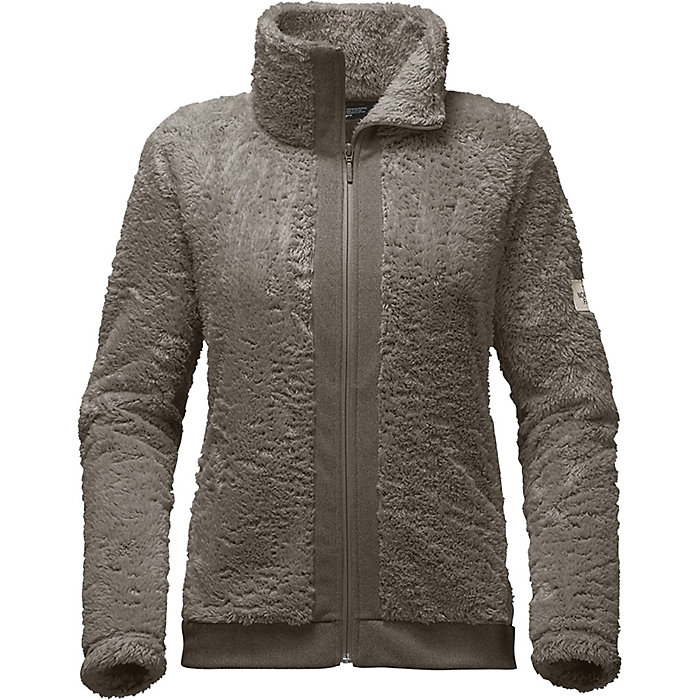The North Face Women S Furry Fleece Full Zip Jacket Moosejaw