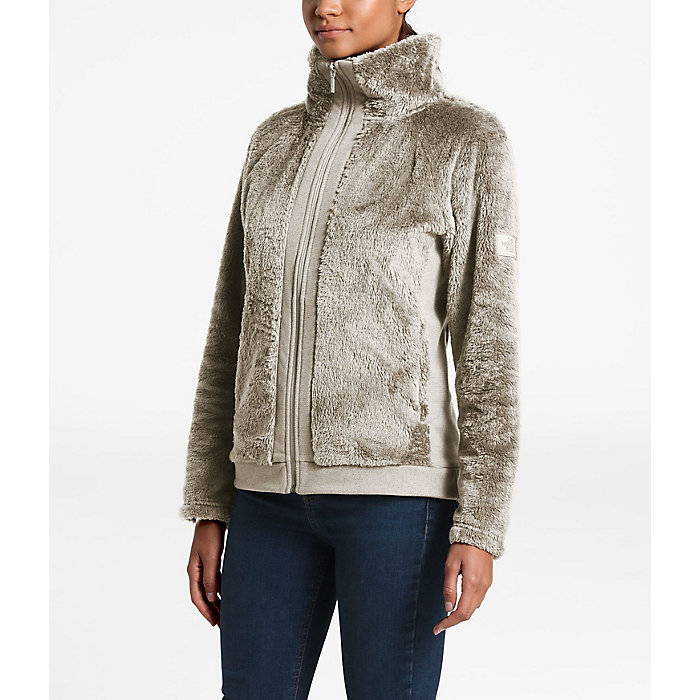 525c29cf83 The North Face Women s Furry Fleece Full Zip Jacket - Moosejaw