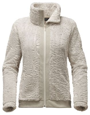 The North Face Women's Furry Fleece Full Zip Top