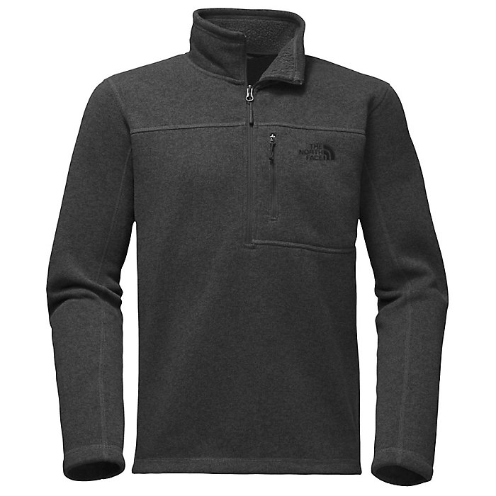 7d4127e1a The North Face Men's Gordon Lyons 1/4 Zip Top - Moosejaw