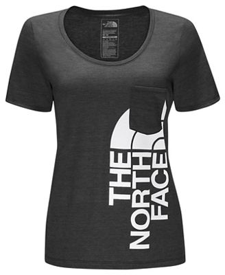 The North Face Women's Half Dome Jumbo Pocket Tee