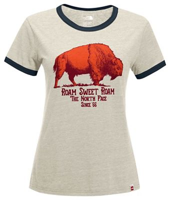 The North Face Women's Mascot Ringer Tee