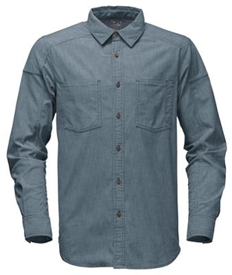 The North Face Men's Montgomery Utility LS Shirt