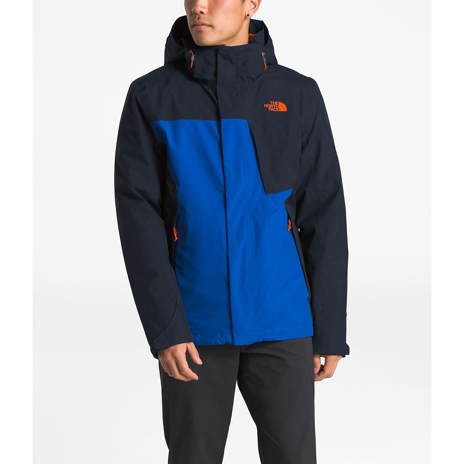 45dee78c7177 The North Face Men s Mountain Light Triclimate Jacket - Moosejaw