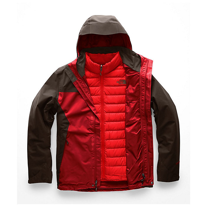 2123054dd The North Face Men's Mountain Light Triclimate Jacket