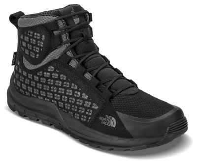 The North Face Men's Mountain Sneaker Mid Waterproof Boot