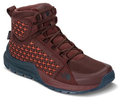The North Face Women's Mountain Sneaker Mid Waterproof Boot