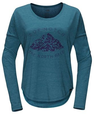 The North Face Women's Mountain View Tri-Blend LS Tee