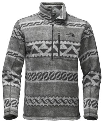 The North Face Men's Novelty Gordon Lyons 1/4 Zip Sweater