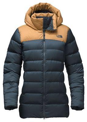 The North Face Women's Nuptse Ridge Parka