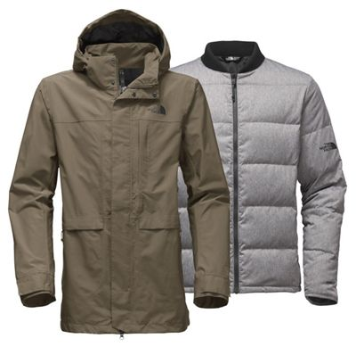 The North Face Men's Outer Boroughs Triclimate Jacket