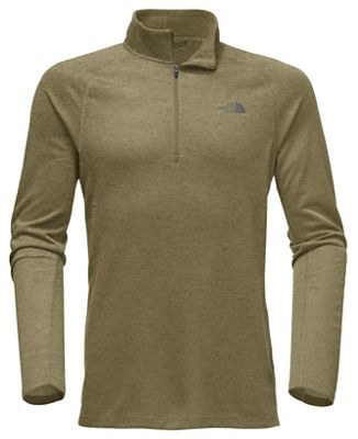 The North Face Men's Plaited Crag 1/4 Zip Top