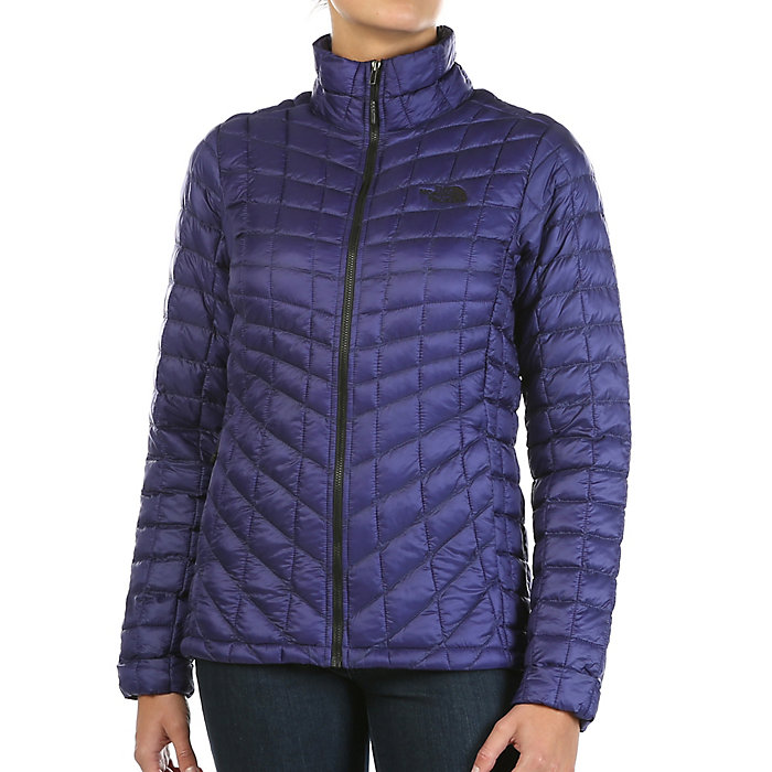 010c35003440 The North Face Women s ThermoBall Full Zip Jacket - Moosejaw