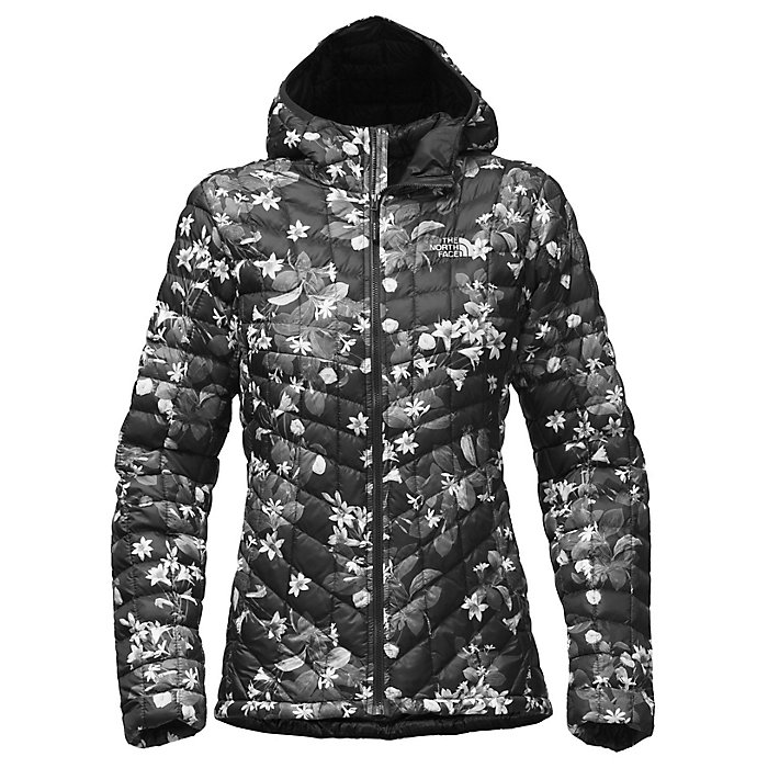 4674850886 The North Face Women s ThermoBall Hoodie - Moosejaw