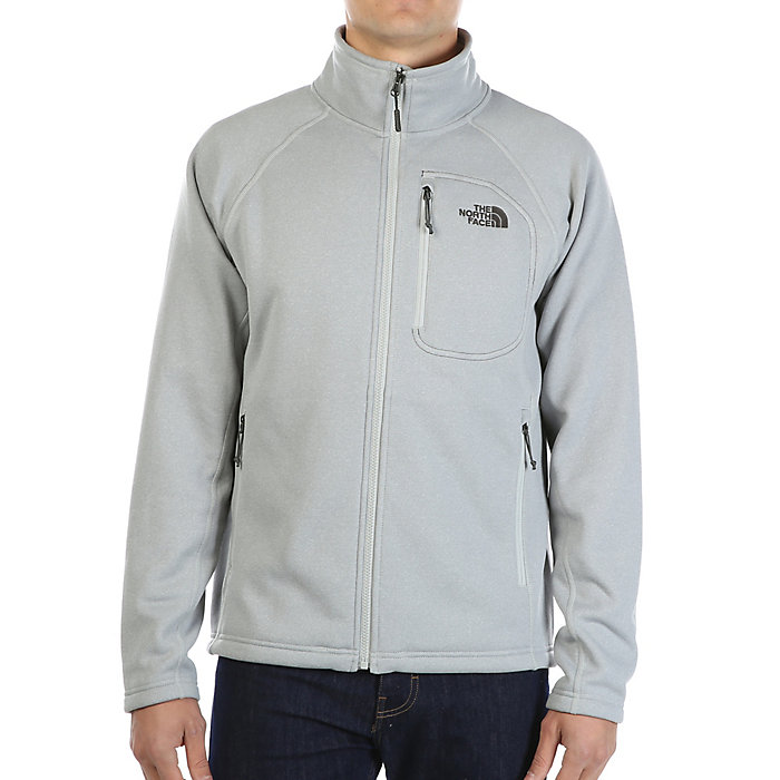 82bed7667 The North Face Men's Timber Full Zip Jacket - Moosejaw