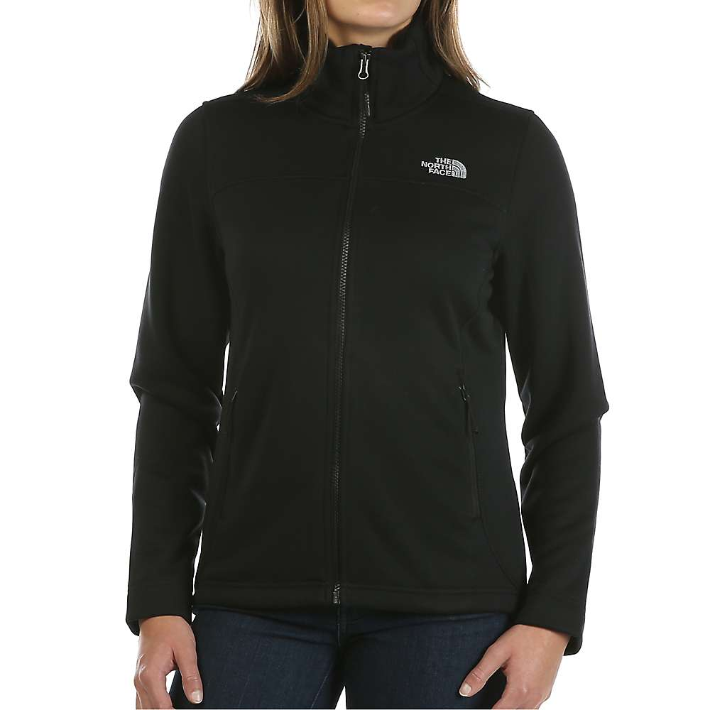 los angeles 6559f 5b6a3 The North Face Women s Timber Full Zip Top - Moosejaw