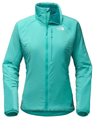 The North Face Ventrix Hooded Insulated Women's Jacket (Vistula Blue / Harbor Blue)