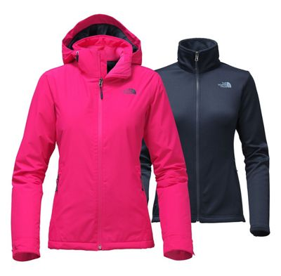 The North Face Women's Whestridge Triclimate Jacket