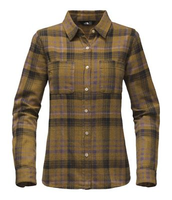 The North Face Women's Willow Creek Flannel LS Shirt