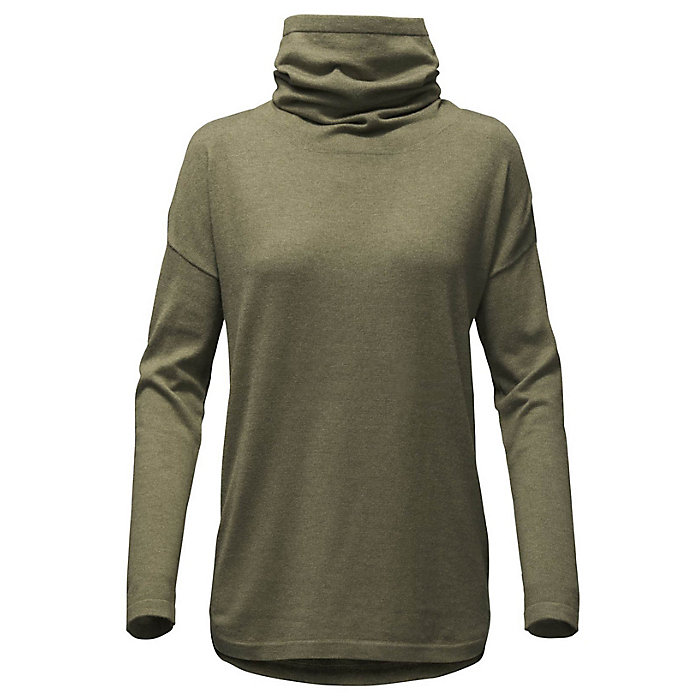 a3632804f The North Face Women's Woodland Sweater Tunic - Moosejaw